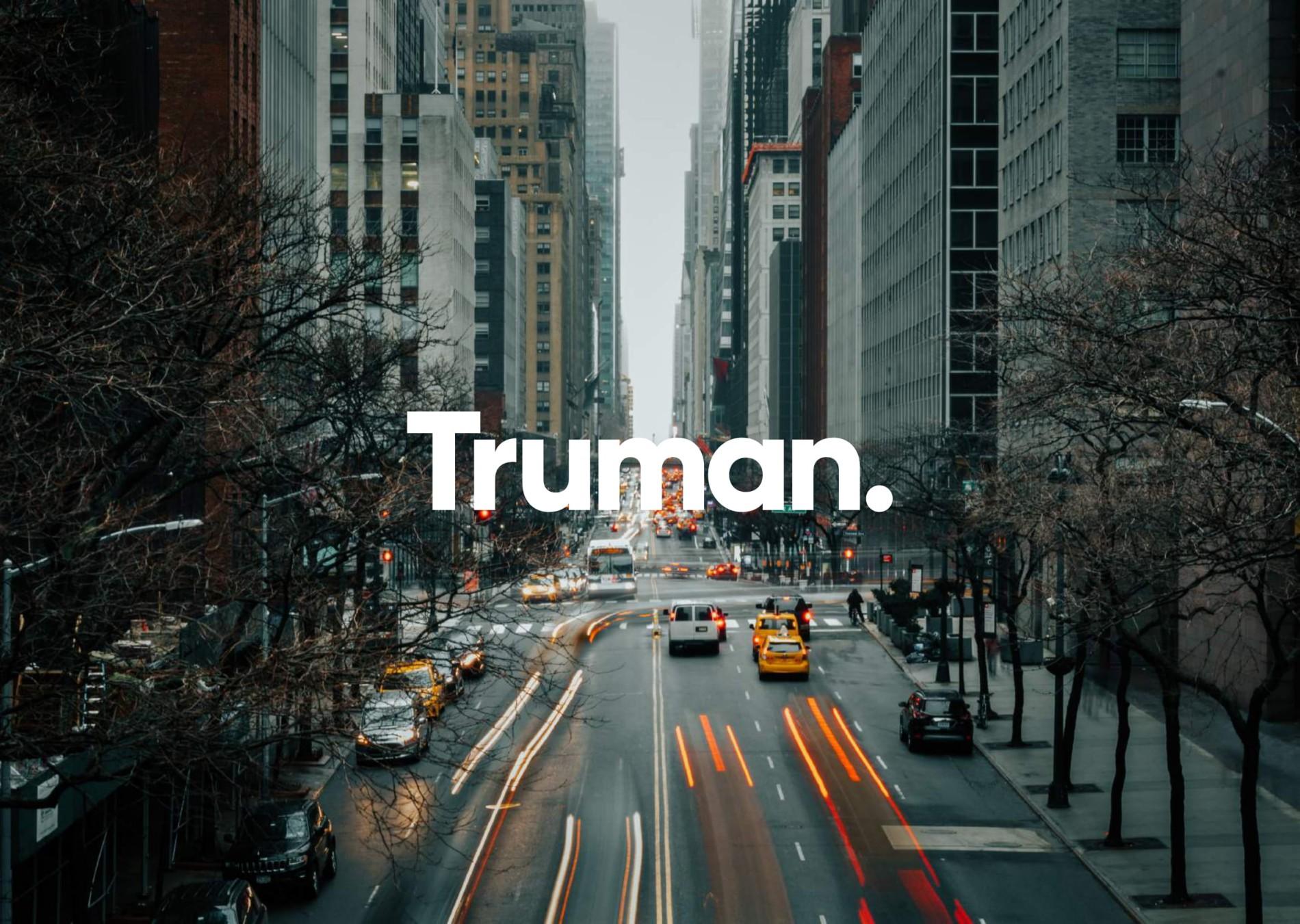 Bienvenidx a Truman.