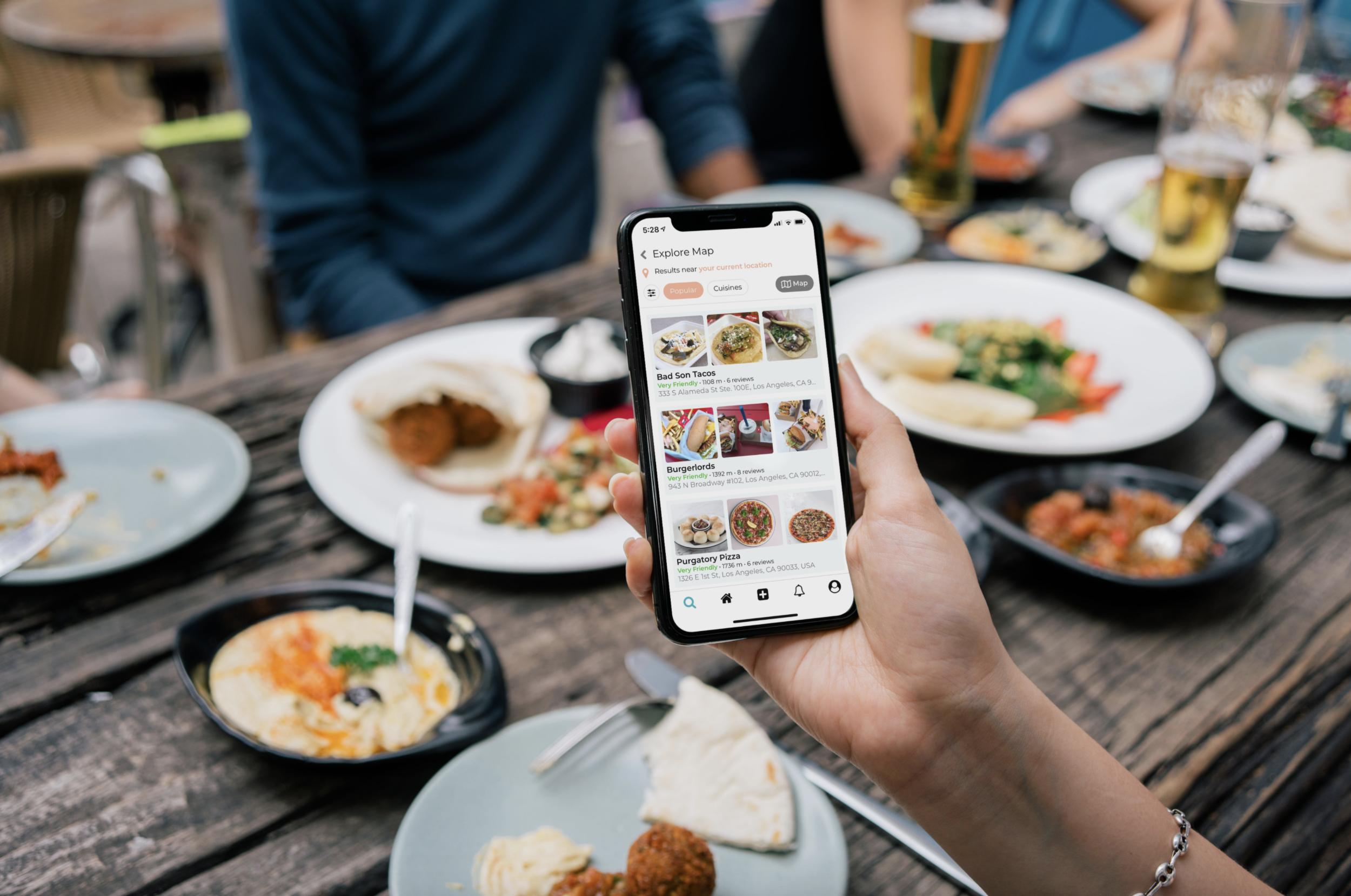 La tecnología se apropia de bares y restaurantes 🍔🍕