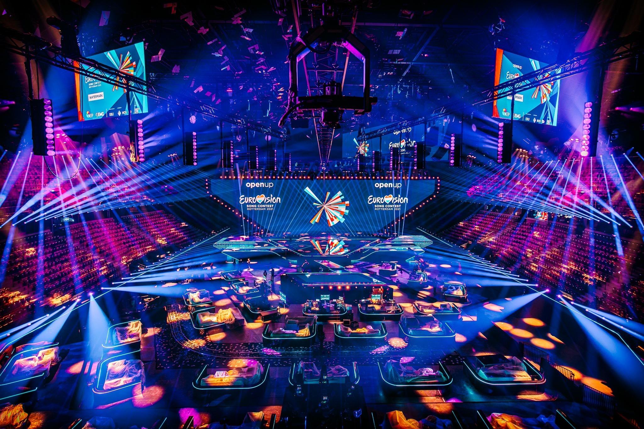 El papel de las agencias en el Festival de Eurovisión
